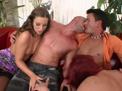 Extrem bisexuelle Pornos